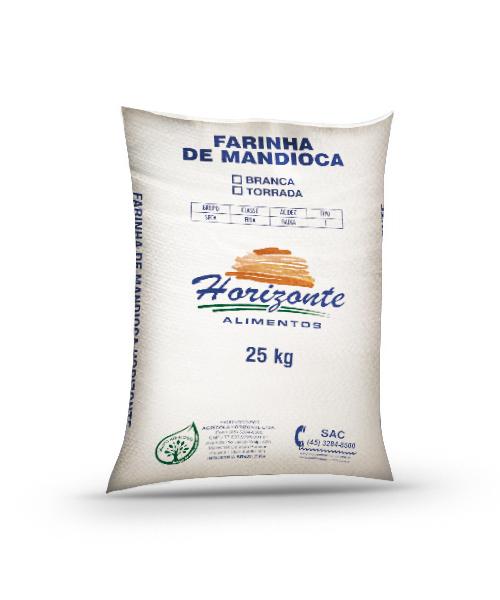 Farinha de Mandioca Branca Horizonte