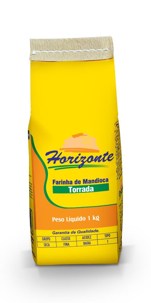 Farinha de Mandioca Torrada Horizonte
